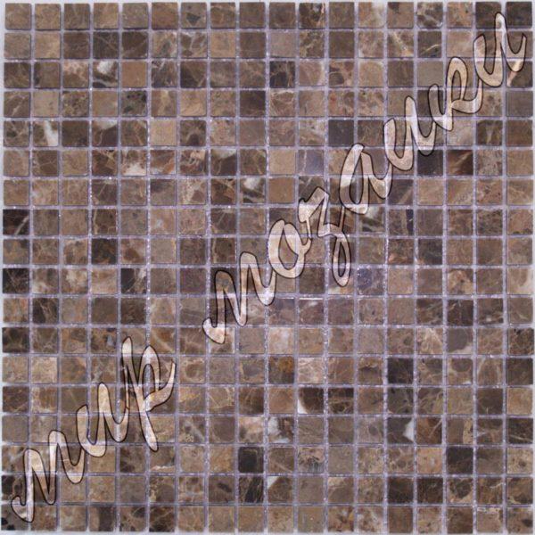 Мозаика из камня имперадор дарк DD012 15