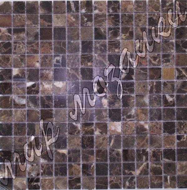 Мозаика из камня имперадор дарк DS012 20
