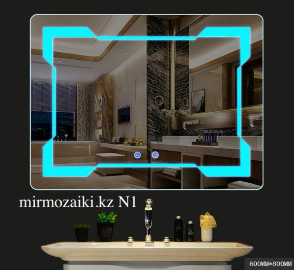 Сенсорное LED зеркало N1