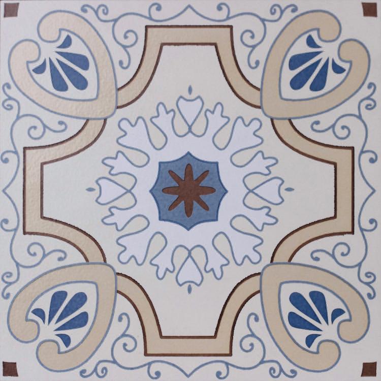 Плитка в марроканском стиле 20107