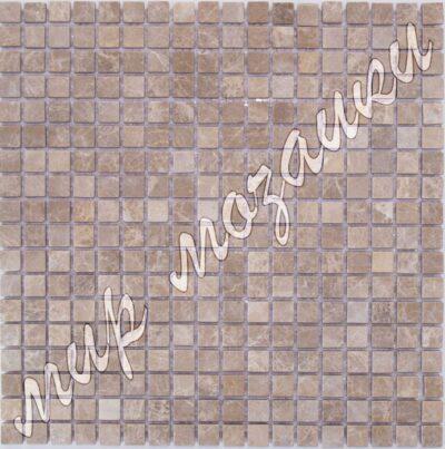 Мозаика из камня имперадор лайт DD002 15 , камень , мир мозаики