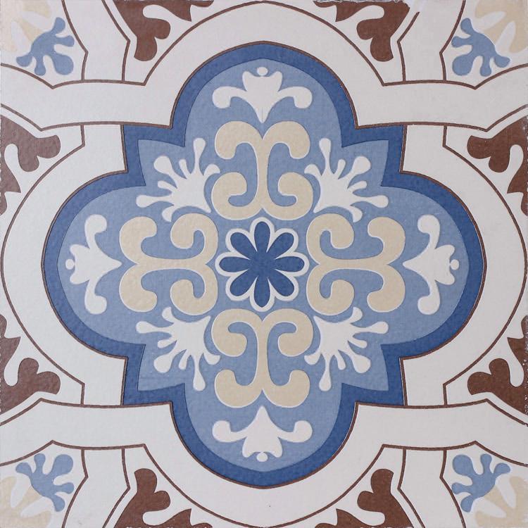 Плитка в марроканском стиле 20118 ,Марокко кафель, орнамент