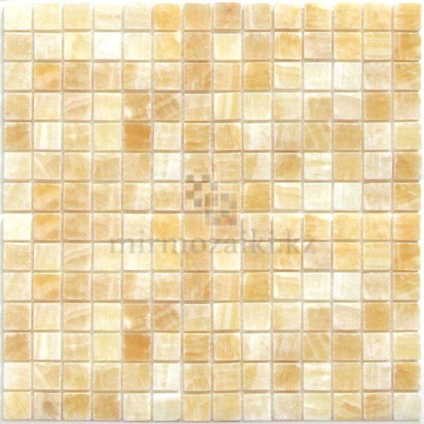 Мозаика из камня оникс DD040 20
