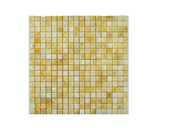 Мозаика из камня оникс DS040 15