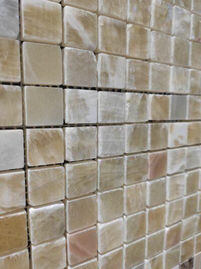 Мозаика из камня оникс DS040 20