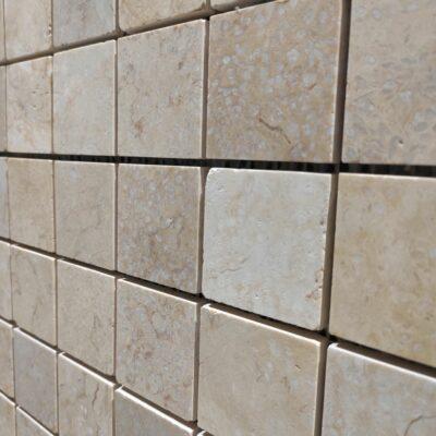 Бежевая мозаика из камня DD001 50