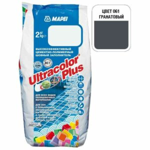 "Гранат затирка Mapei ""Ultracolor Plus"" (261)"