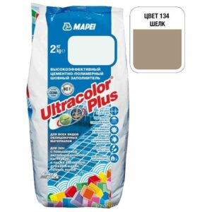 "Шелк затирка Mapei ""Ultracolor Plus"" (134)"