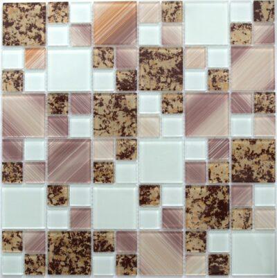 Стеклянная мозаика для Спа зоны D 24