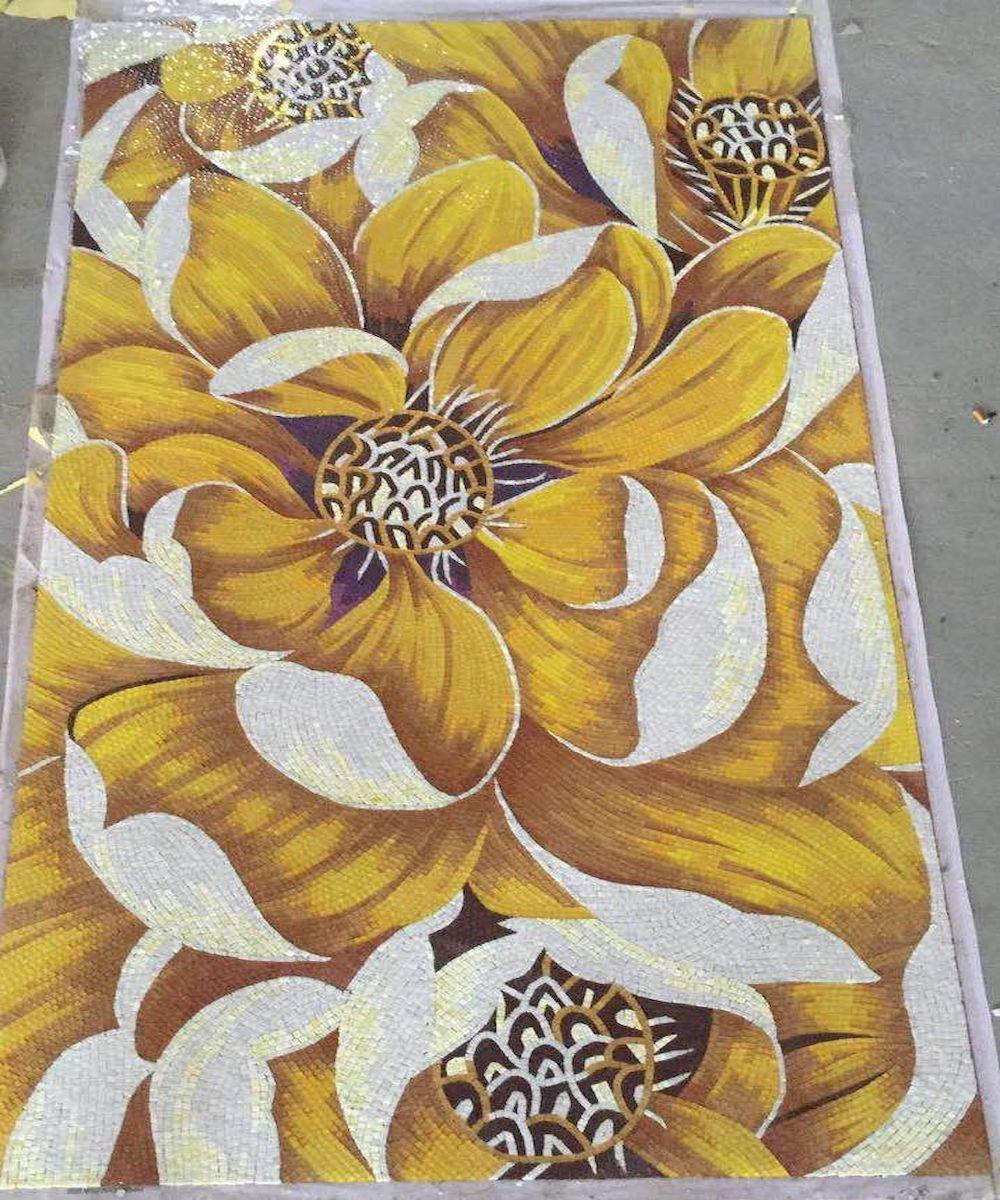 Как выбрать панно из мозаики?