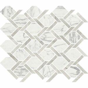 Полумесяц - узел керамическая мозаика микс