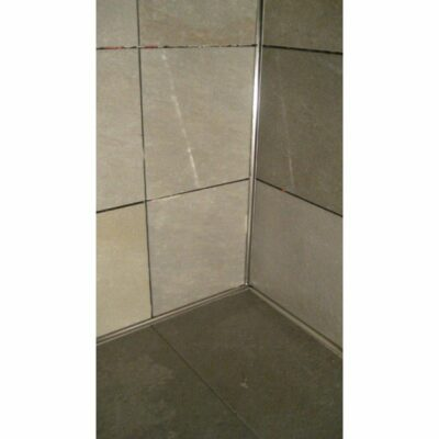 Алюминиевый профиль для внутренних углов поверхности из плитки