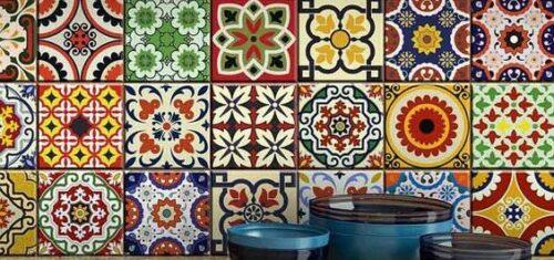 мир мозаики кафель под Марокко Плитка восточная